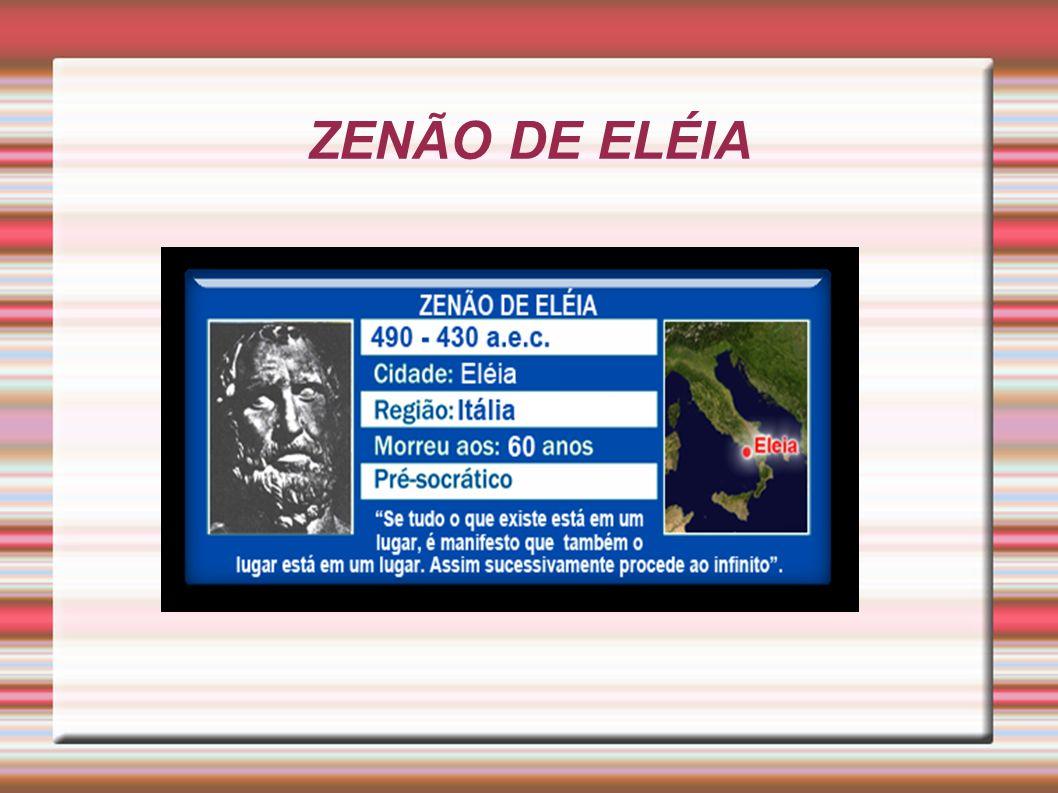 ZENÃO DE ELÉIA