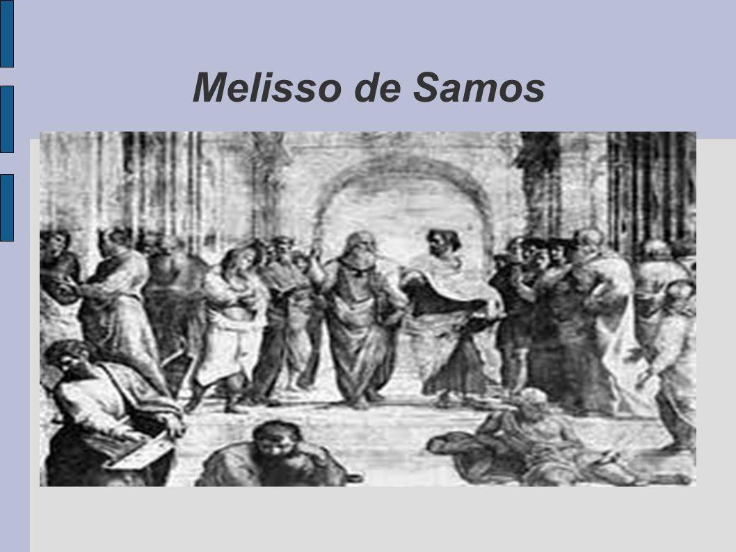 Melisso de Samos