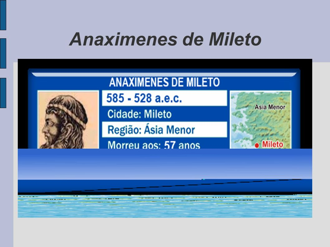 Anaximenes de Mileto