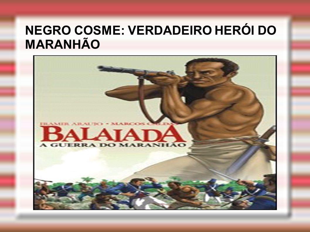 Lider da insurreição negra que fez parte da Balaiada.