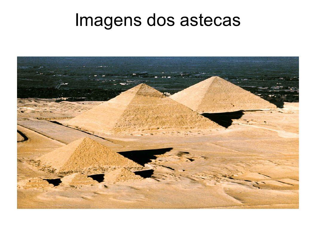 Imagens dos astecas