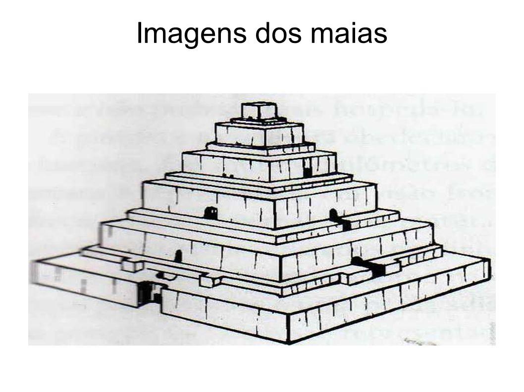 Imagens dos maias