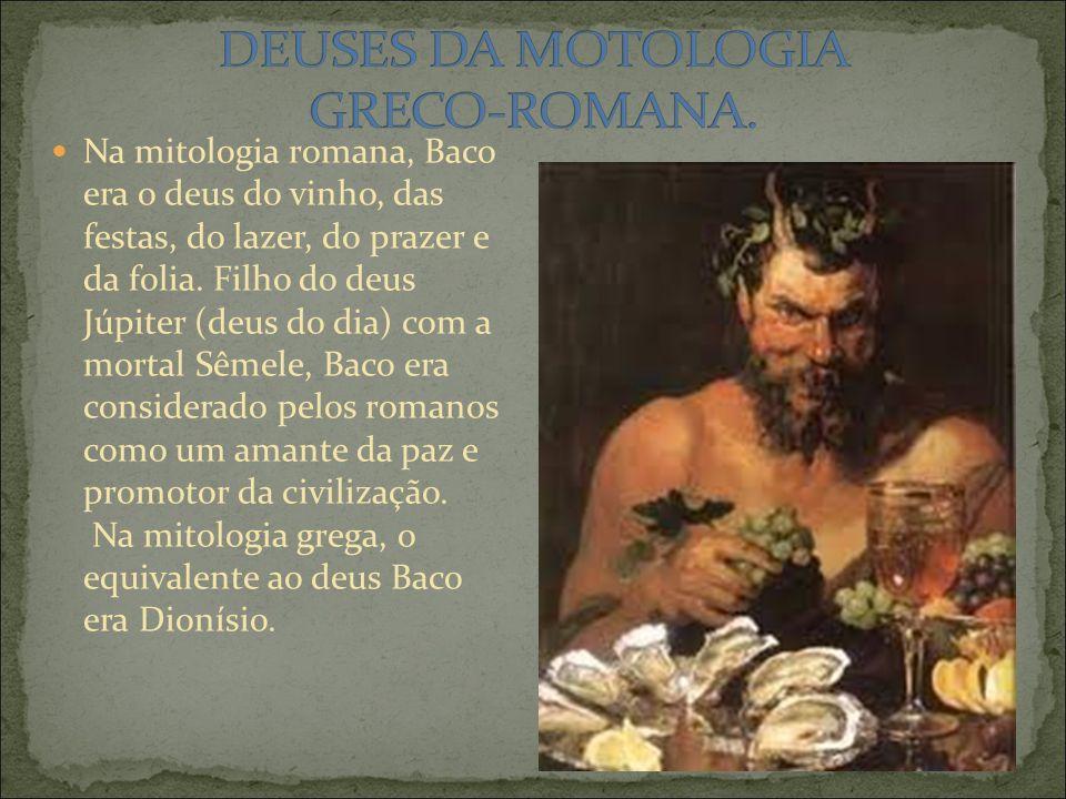 (Netuno r)-Poseidon g- s.m. deus dos mares. (Júpiter g) -Zeus r- s.m.