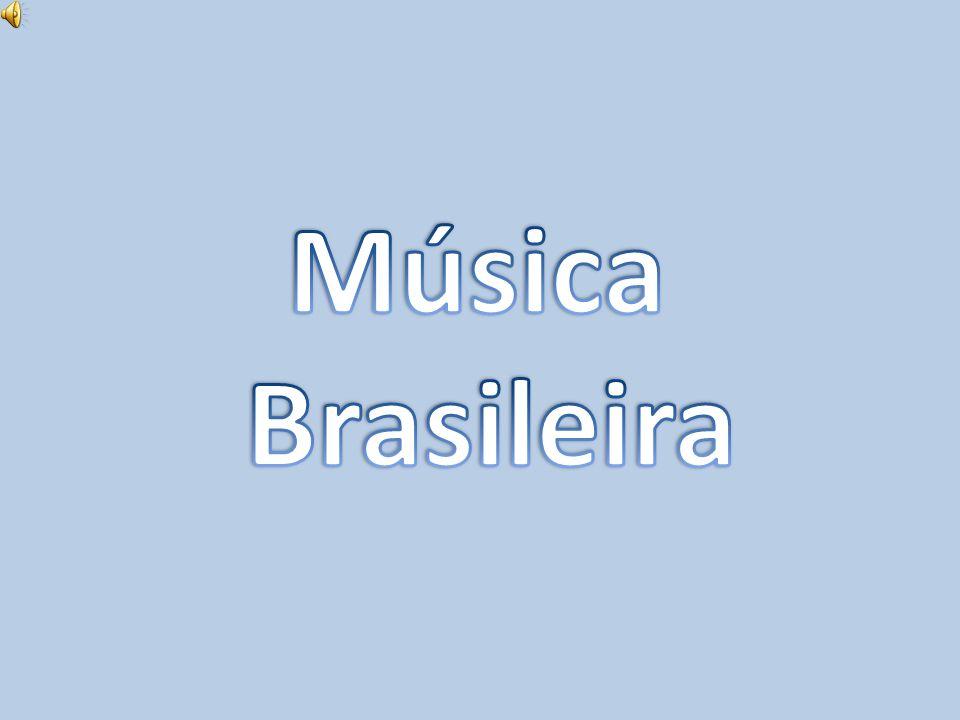 Conceito e história da Música Nacional Brasileira A música do Brasil formou-se, principalmente, a partir da fusão de elementos europeus e africanos, trazidos respectivamente por colonizadores portugueses e pelos escravos.