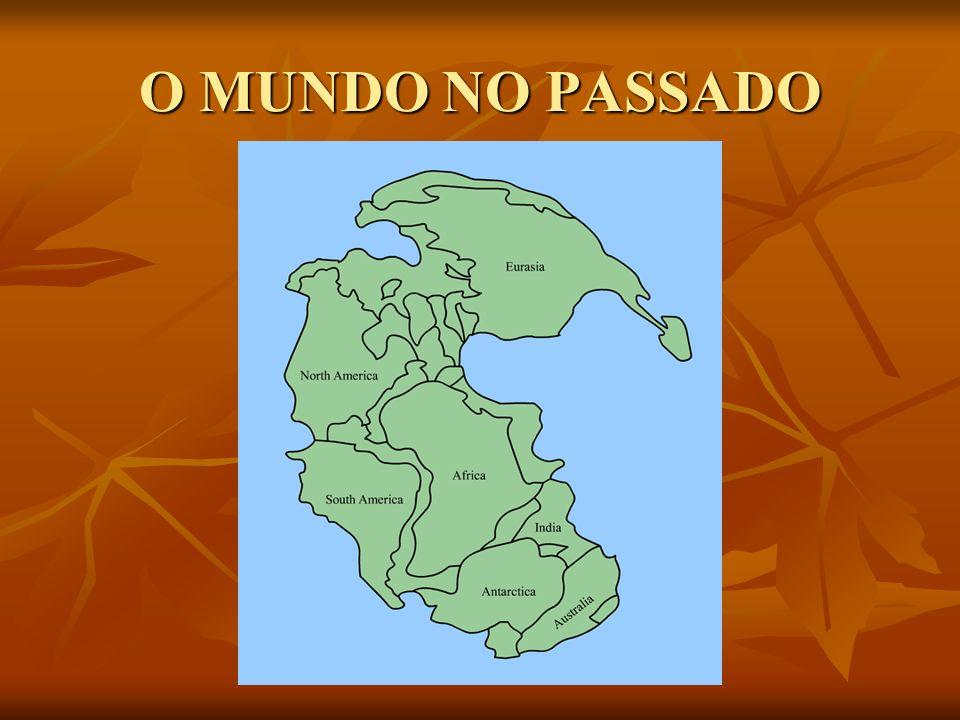 O MUNDO NO PASSADO