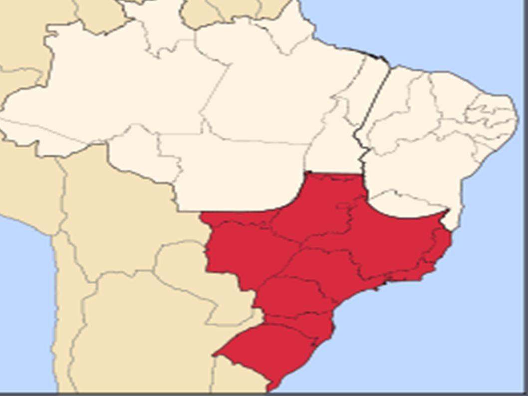 A Região geoeconômica Centro-Sul abrange os estados das regiões Sul e Sudeste brasileiros (com exceção do norte de Minas Gerais), além dos estados de Mato Grosso do Sul, Goiás, sul do Tocantins e do Mato Grosso, e o Distrito Federal.