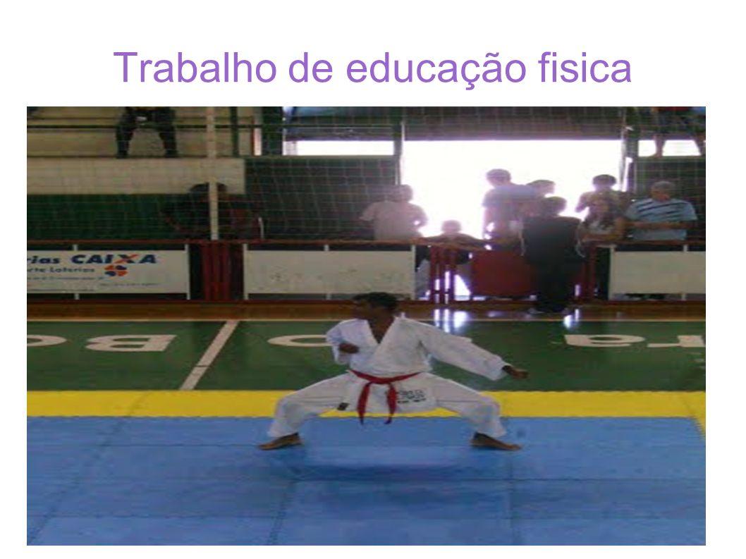 O que é o Karate.Karate é uma palavra japonesa que significa mãos vazias.