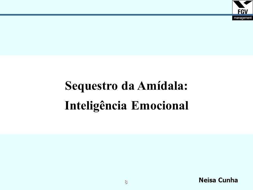 Neisa Cunha 7 DVD - Daniel Goleman