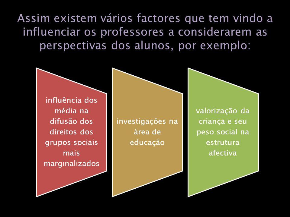 2.4 - Currículos Alternativos: Quantos mais, melhor.