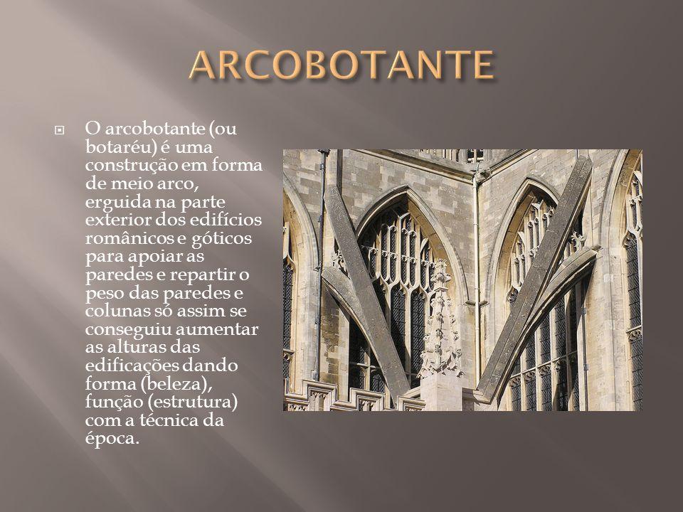 O vitral originou-se no Oriente por volta do século X, tendo florescido na Europa durante a Idade Média.