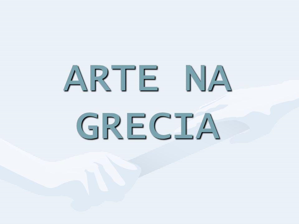 ARTE NA GRECIA
