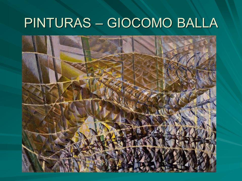 PINTURAS – GIOCOMO BALLA