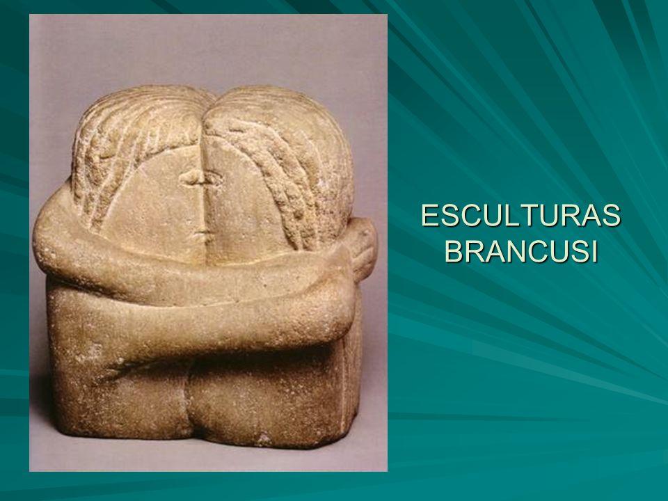 ESCULTURAS BRANCUSI