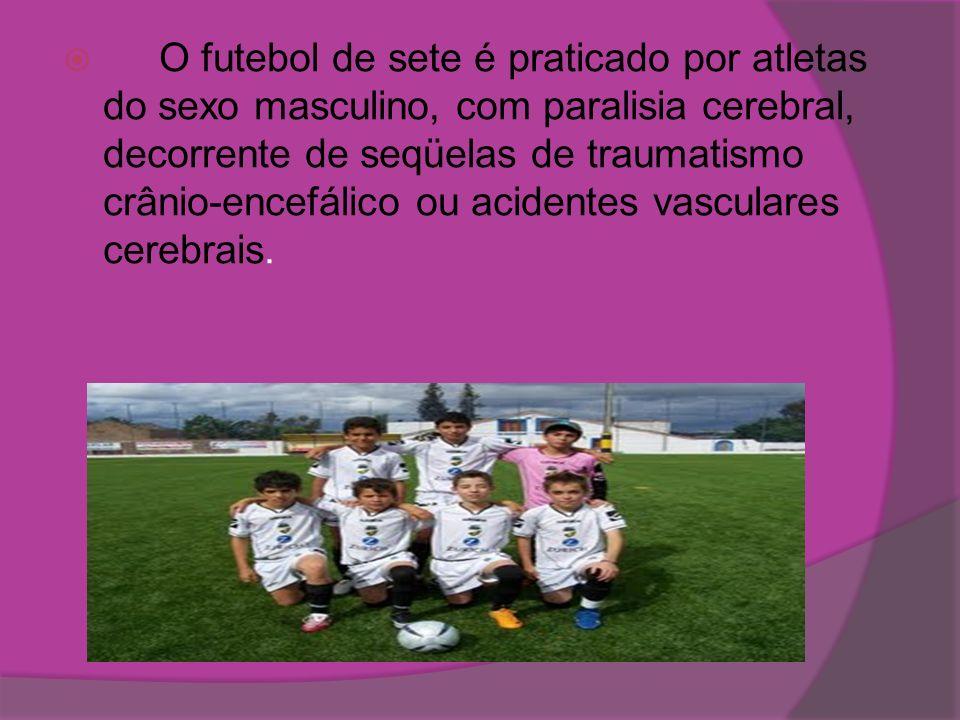 As regras são da FIFA, mas com algumas adaptações feitas pela Associação Internacional de Esporte e Recreação para Paralisados Cerebrais (CP-ISRA).