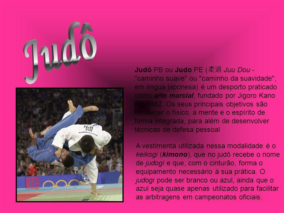 Judô PB ou Judo PE ( Juu Dou -