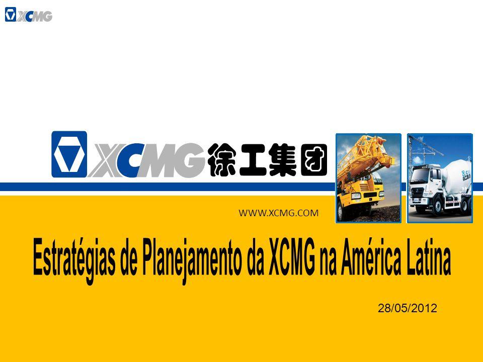 1.Planejamento Regional na América Latina da XCMG 2.
