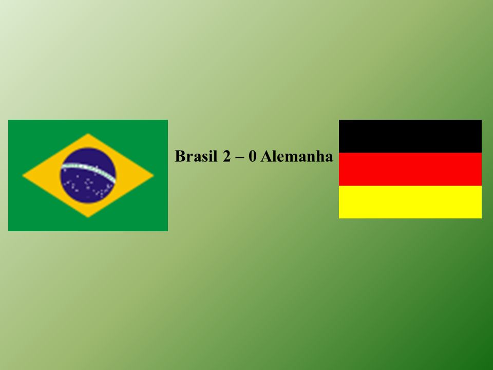 Brasil 2 – 0 Alemanha