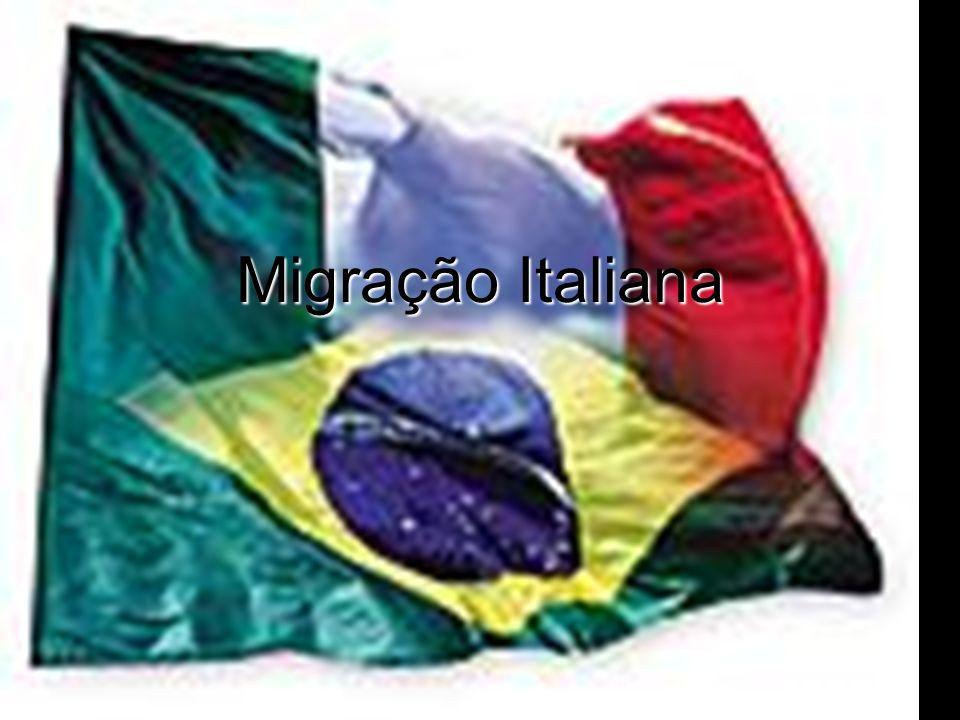 Migração Italiana