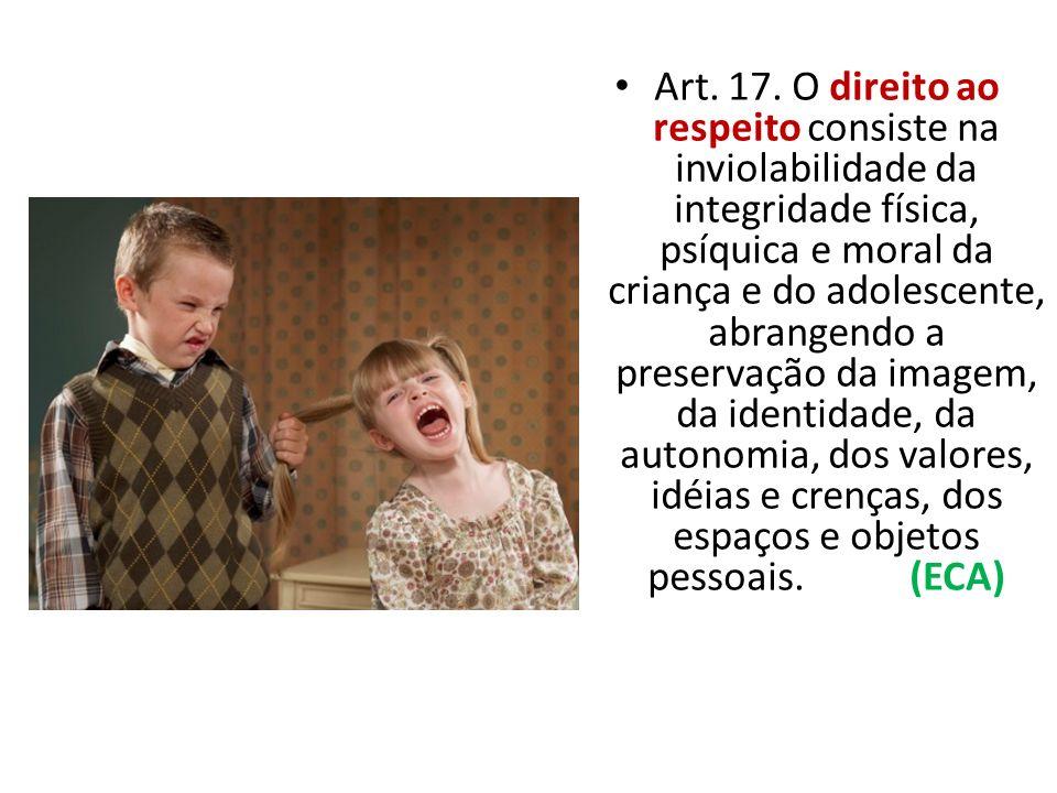 Adulto/Adolescente Art.103.