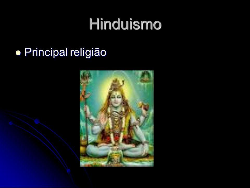 Hinduismo Principal religião Principal religião