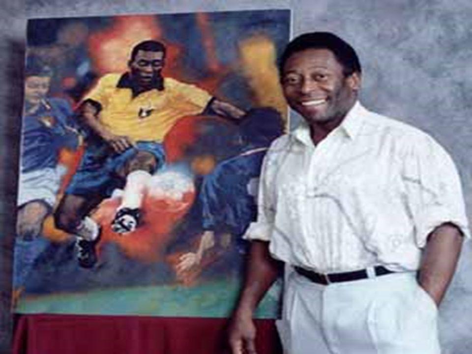 PELÉ Pelé dispensa apresentações.
