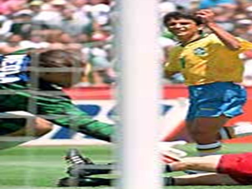 Bebeto Foi campeão por onde passou, mas o título que mais o marcou foi o tetracampeonato mundial de 1994, nos Estados Unidos.