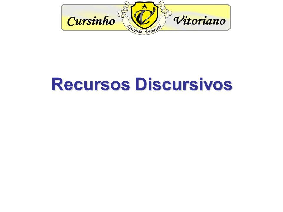 Recursos Discursivos