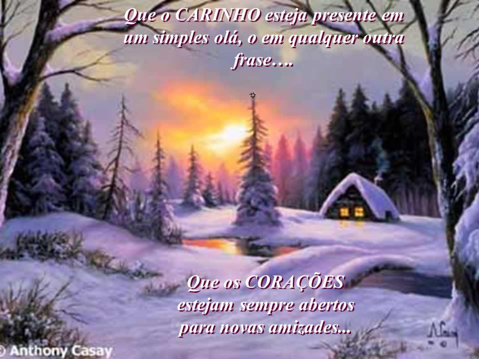 Que as lágrimas sejam poucas, e repartidas Que as lágrimas sejam poucas, e repartidas Que as alegrias estejam sempre presentes e sejam festejadas por