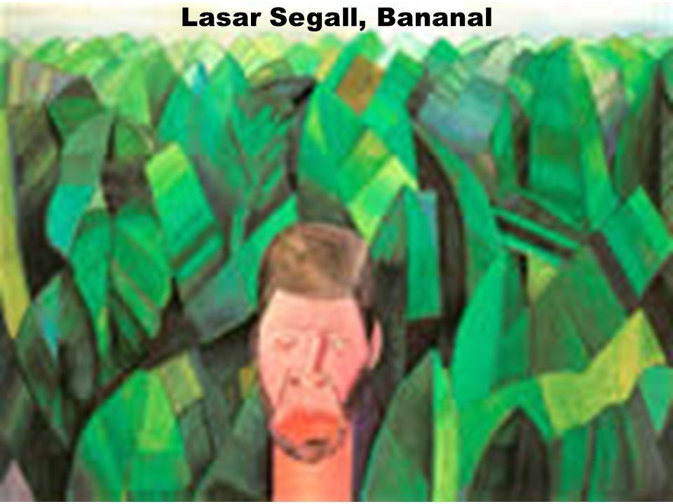Lasar Segall, Bananal