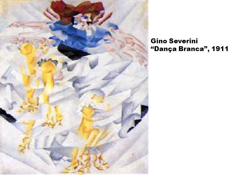 Gino Severini Dança Branca, 1911