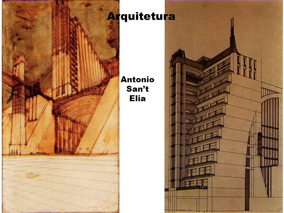 Antonio Sant Elia Arquitetura