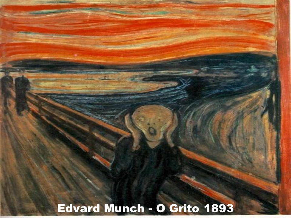 Edvard Munch - O Grito 1893