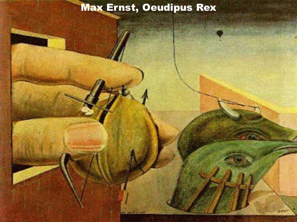 Max Ernst, Oeudipus Rex