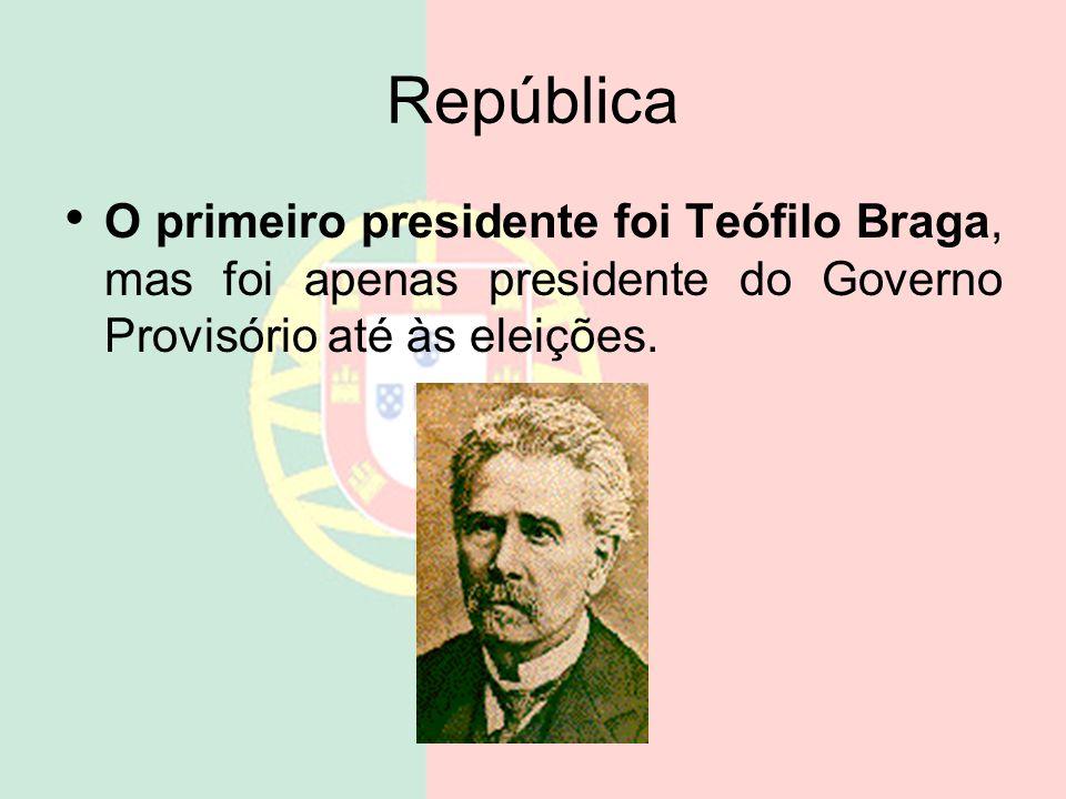 5 de Outubro de 1910 A República foi proclamada dos Paços do Concelho (a Câmara Municipal) em Lisboa. A importância deste facto foi tal que se decidiu