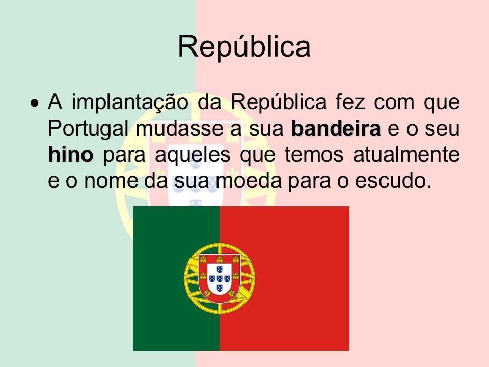 República Manuel de Arriaga O primeiro Presidente de Portugal eleito pelo povo foi Manuel de Arriaga.