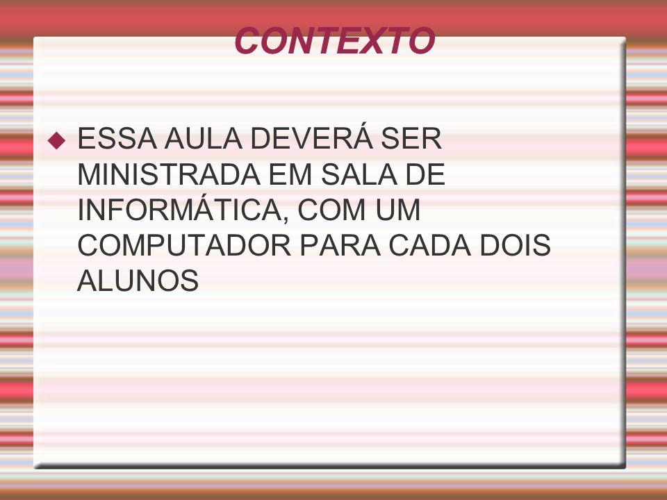TECNOLOGIAS UTILIZADAS COMPUTADOR