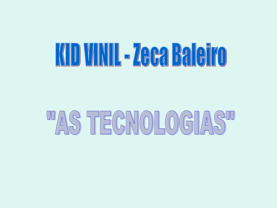 Estamos vivendo em uma era de rápido desenvolvimento das TECNOLOGIAS.