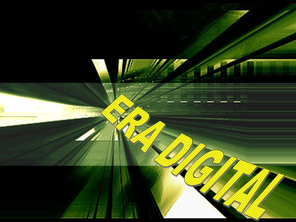 BIBLIOGRAFIA http://www.com.bri/istoé/digital/vidadigital.htm.http://www.com.bri/istoé/digital/vidadigital.htm Texto: Bem vindo á Era Digital; De: Darlene Marconi.