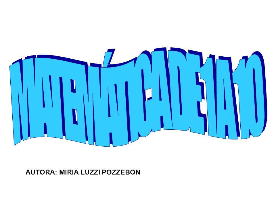 AUTORA: MIRIA LUZZI POZZEBON