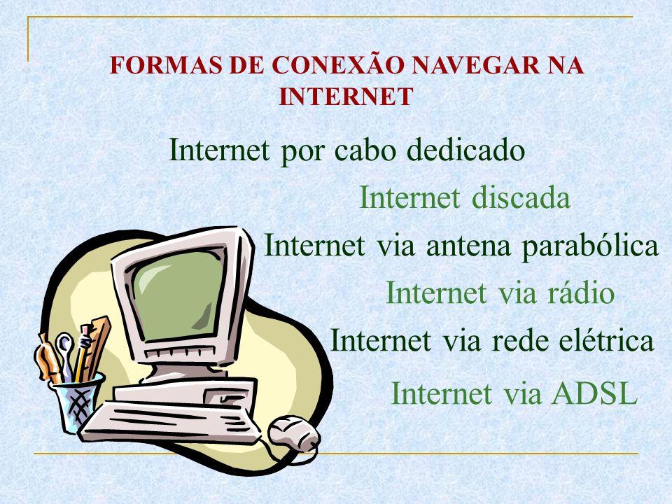 O sucesso da Internet foi o desenvolvimento (1991), da World Wide Web (WWW), um sistema de hipertexto que tornou mais fácil navegar pela rede mundial.
