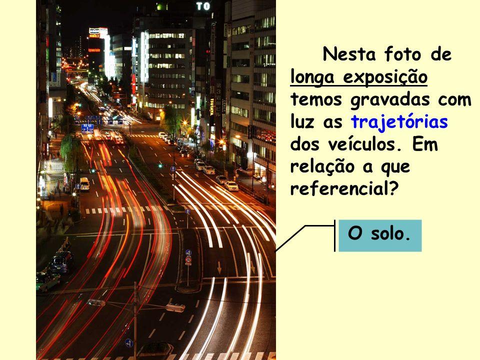Distância PercorridaDistância Percorrida (d): Medida sobre a trajetória, é a distância que o móvel efetivamente percorreu.