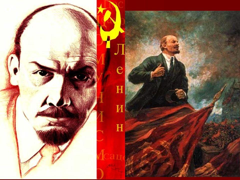 Os Bolcheviques, sob o comando de Lênin assumem o poder); Causas: derrota em 1905 na guerra contra o Japão, perdas na 1ª G.M. e a miséria do povo vers