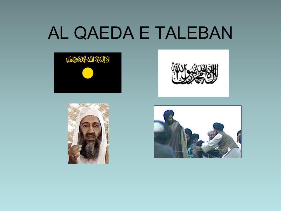 AL QAEDA Inspiração filosófica: Irmandade Islâmica; Origem: Invasão soviética ao Afeganistão – década de 80 (apoio dos EUA e Paquistão); MAK (Maktab al-Khadamat): organização fundada por Osama Bin Laden e Abdullah Yusuf Azzam (palestino) e mujahadins; 1988 – ocorre uma divisão da MAK e surge o nome Al Qaeda