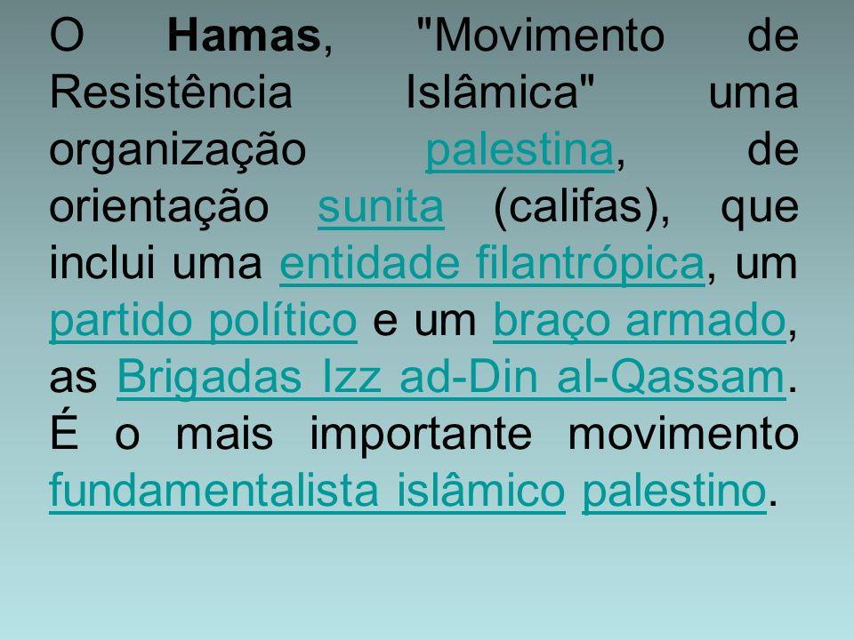 O Hamas,
