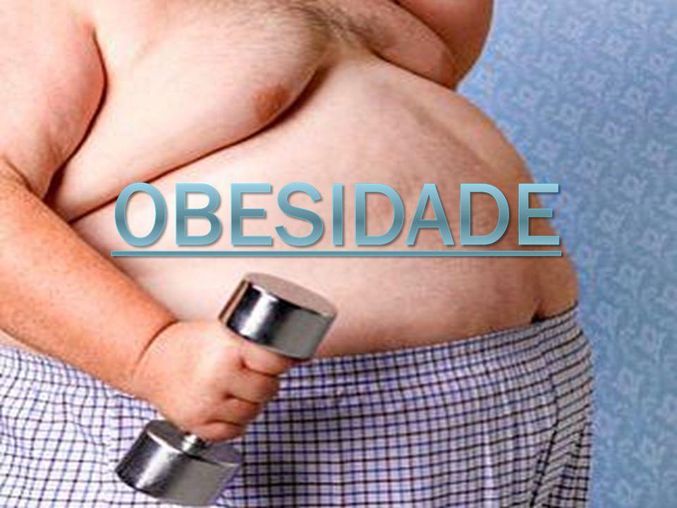 Obesidade, é uma doença crônica multifatorial, na qual a reserva natural de gordura aumenta até o ponto em que passa a estar associada a certos problemas de saúde ou ao aumento da taxa de mortalidade.