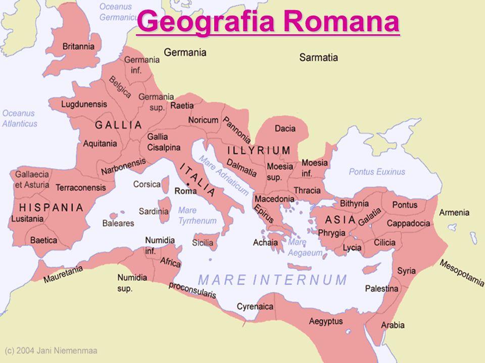 Geografia Romana
