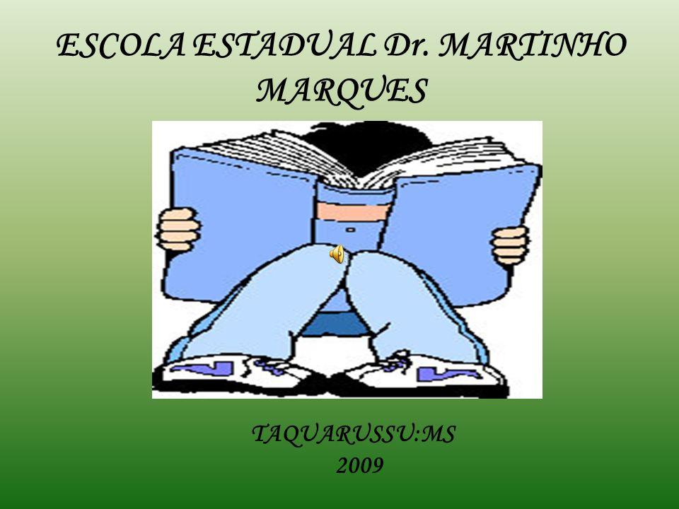 Escola Estadual Dr.Martinho Marques O PREÇO DA MODERNIDADE.