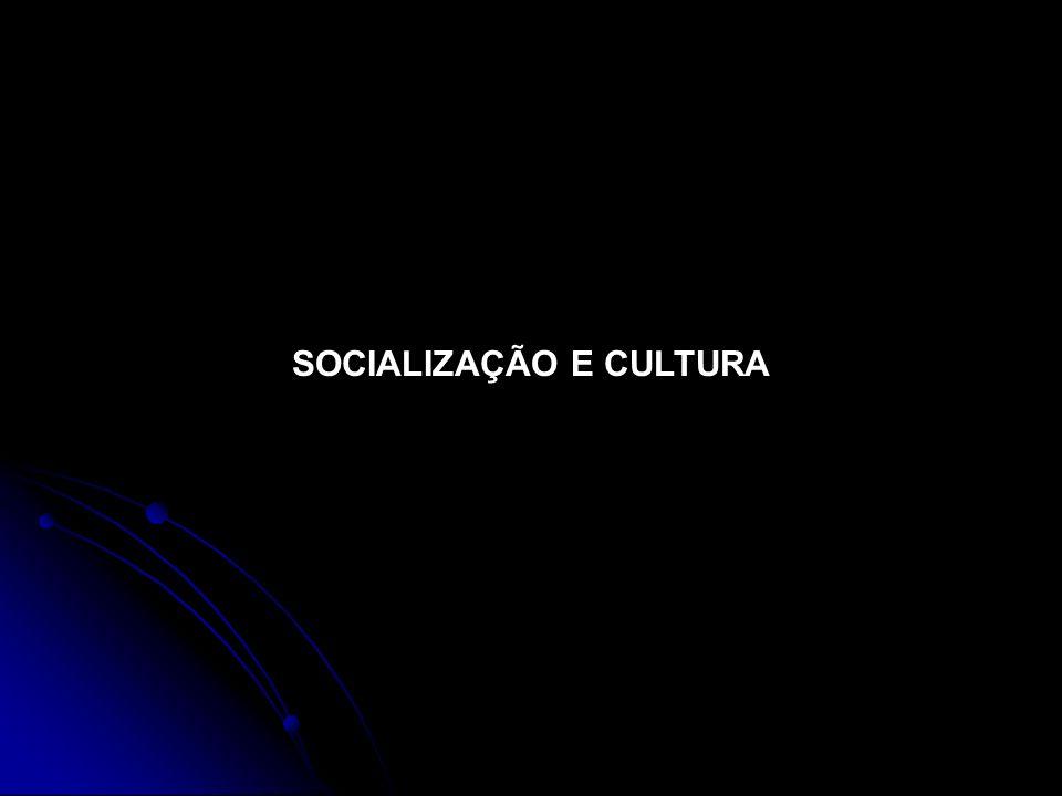 CULTURA Sentido comum Sentido sociológico -indivíduo com conhecimentos em vários domínios do saber -quando o indivíduo é portador de cultura, que varia de grupo social -cada grupo social integra-se na sua cultura, com maneiras específicas de pensar, sentir e agir