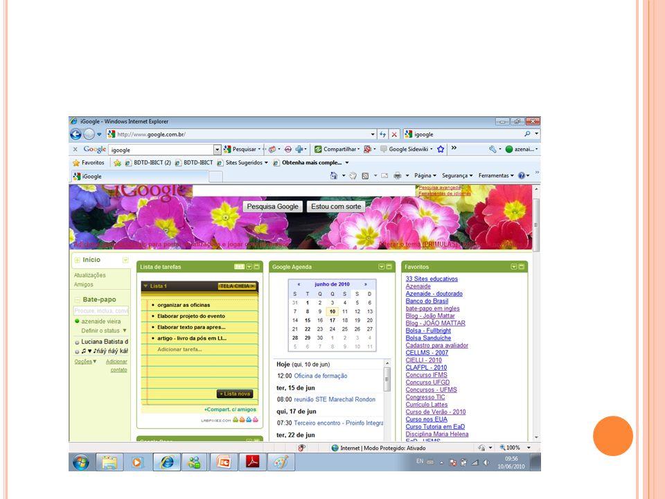 CRIAR CONTA NO G MAIL www.gmail.com.br