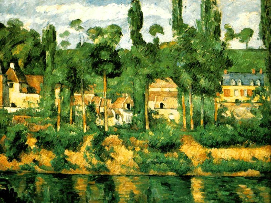 Escola Estadual Dr.Martinho Marques Impressionismo e Pós-Impressinismo, artistas e suas obras.